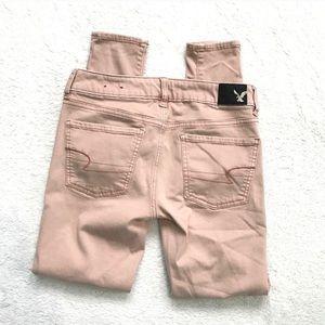 American Eagle | Pastel Short Jegging Pants